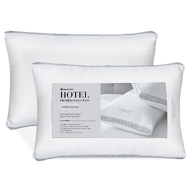 Hotel Premier Collection Queen Pillows by Member's Mark (2-pk.)