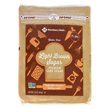 Member's Mark Light Brown Sugar (7 lbs.)