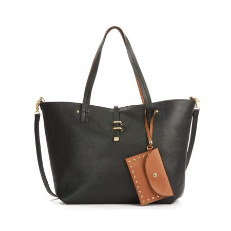 Metallic Sky Amelia 3-in-1 Tote with Bag and Wristlet