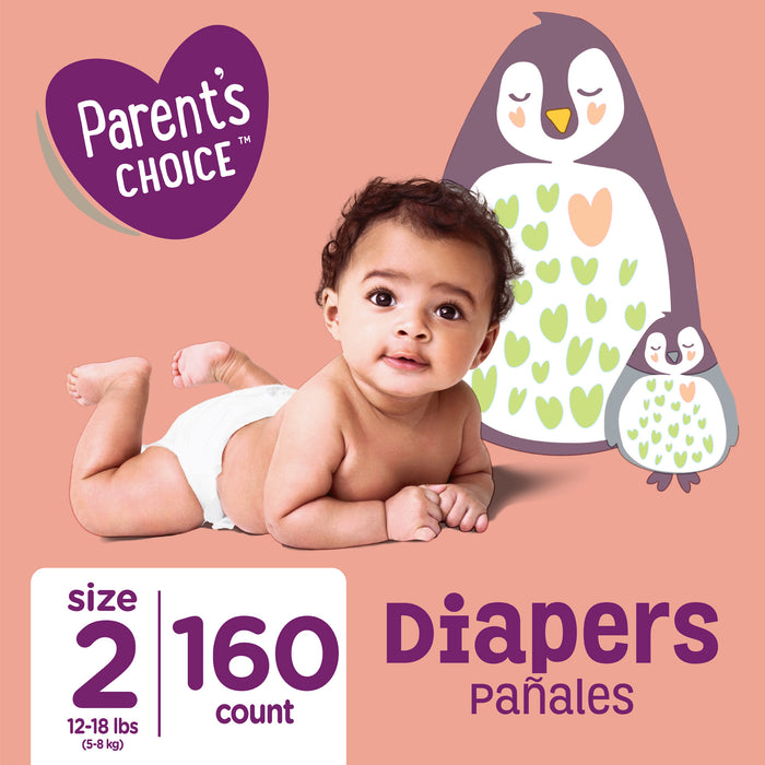 Parent's Choice Diapers