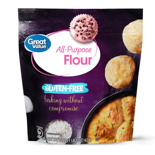 Great Value Gluten-Free All-Purpose Flour, 22 oz