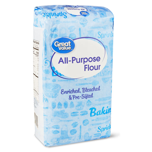 Great Value All Purpose Flour, 10 Lb
