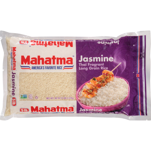 Mahatma Jasmine Thai Long Grain Rice, 5 lb