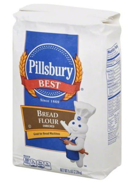 Pillsbury Best Bread Flour, 5-Pound