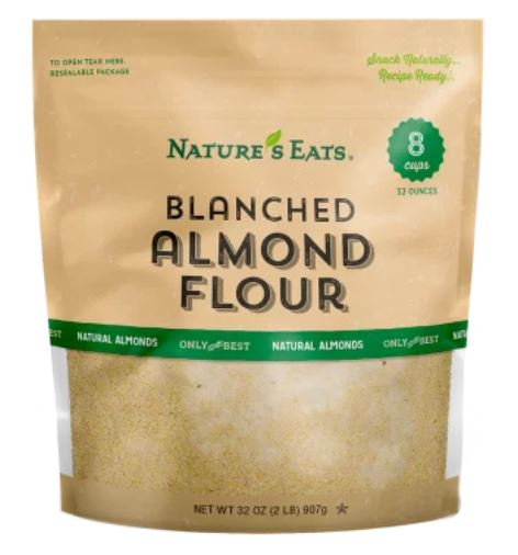 Nature's Eats Blanched Almond Flour, 32 Oz
