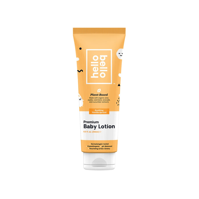 Hello Bello Lotion - Vanilla Apricot 8.5oz