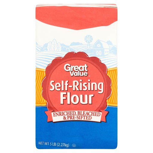 Great Value Self Rising Flour, 5 lb