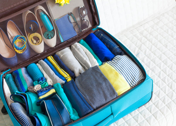 Master the art of packing with these 20 easy tips