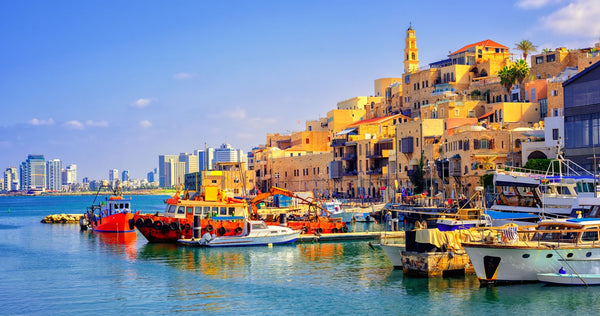 Why Jaffa is the coolest place you'll visit this year