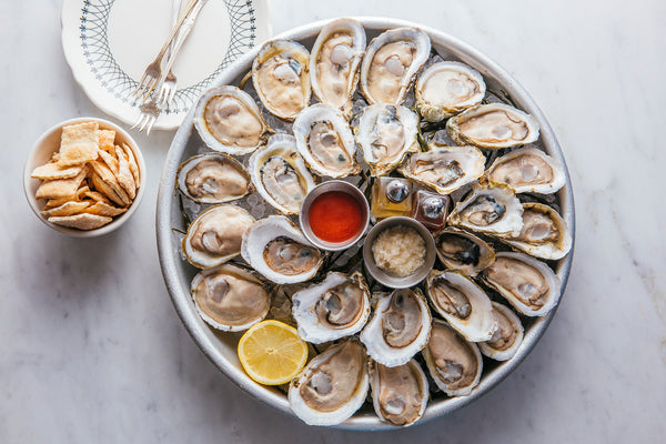 Oysters to gumbo... Get a taste of the new New Orleans