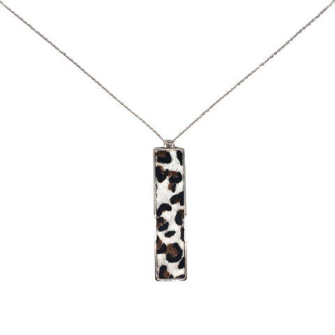Get Wild Necklace (White)