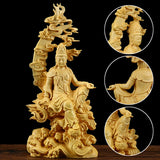 Quan Yin Goddess of Mercy & Compassion Sculpture