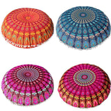 Mandala Meditation Cushion Covers