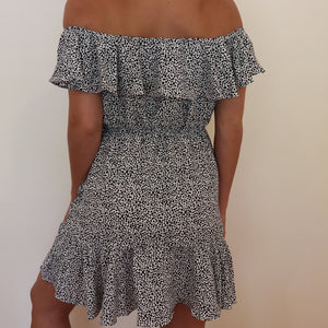 Dalmation Dress,Dress,- Vive Collections - Online boutique featuring dresses, skirts, tops, playsuits, pants