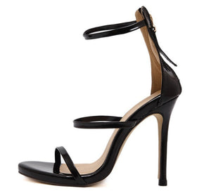 Staple Strappy Heels,Shoes,- Vive Collections - Online boutique featuring dresses, skirts, tops, playsuits, pants