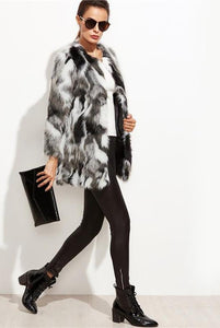 Joyce Faux Fur Coat,Outerwear,- Vive Collections - Online boutique featuring dresses, skirts, tops, playsuits, pants