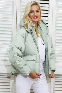 Fargo Oversized Puffer,Outerwear,- Vive Collections - Online boutique featuring dresses, skirts, tops, playsuits, pants