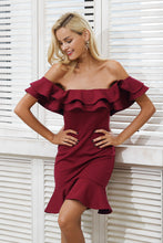 Vienna Ruffle Dress,Dress,- Vive Collections - Online boutique featuring dresses, skirts, tops, playsuits, pants