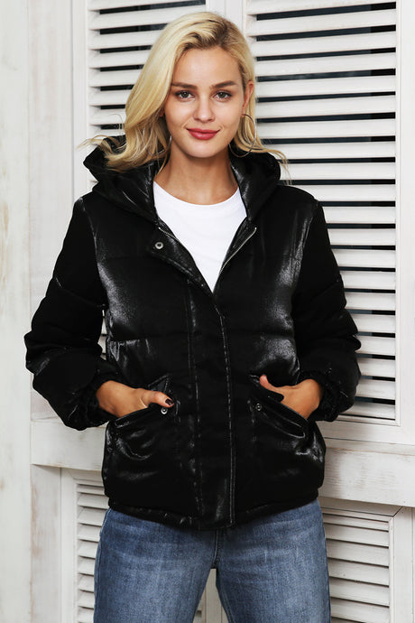 Victoria Satin Bomber,Outerwear,- Vive Collections - Online boutique featuring dresses, skirts, tops, playsuits, pants