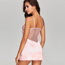 Shannon Crochet Slip,Sleepwear,- Vive Collections - Online boutique featuring dresses, skirts, tops, playsuits, pants