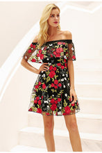 Sophia Embroidery Dress,Dress,- Vive Collections - Online boutique featuring dresses, skirts, tops, playsuits, pants