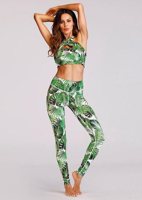 Island Two Piece Sports Set,Sets,- Vive Collections - Online boutique featuring dresses, skirts, tops, playsuits, pants