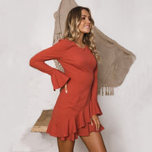Aria Ruffle Dress,Dress,- Vive Collections - Online boutique featuring dresses, skirts, tops, playsuits, pants