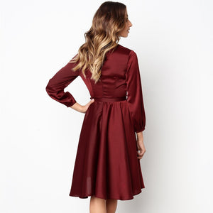 Chloe Vintage Party Dress,Dress,- Vive Collections - Online boutique featuring dresses, skirts, tops, playsuits, pants