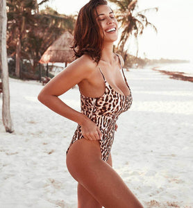 Luna Leopard One Piece,Swimwear,- Vive Collections - Online boutique featuring dresses, skirts, tops, playsuits, pants