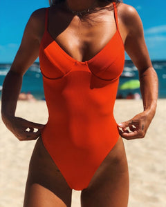 Hazel One Piece Swimsuit,Swimwear,- Vive Collections - Online boutique featuring dresses, skirts, tops, playsuits, pants