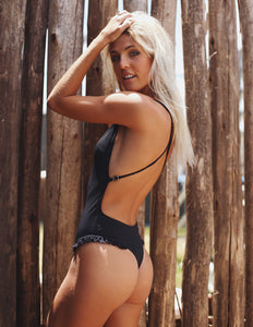 Sofia Frill One Piece,Swimwear,- Vive Collections - Online boutique featuring dresses, skirts, tops, playsuits, pants