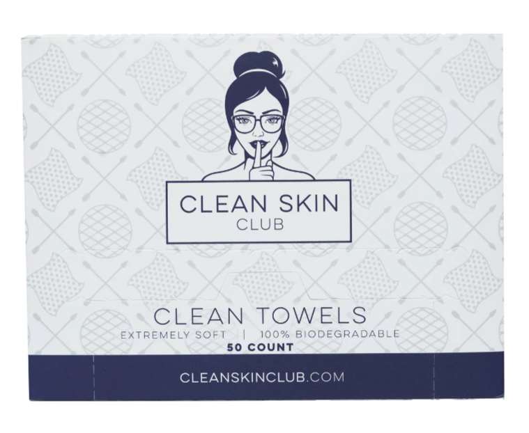 Clean Towels - Sale