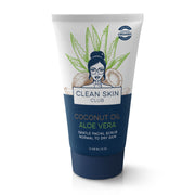 Coconut Oil Aloe Vera Gentle Scrub