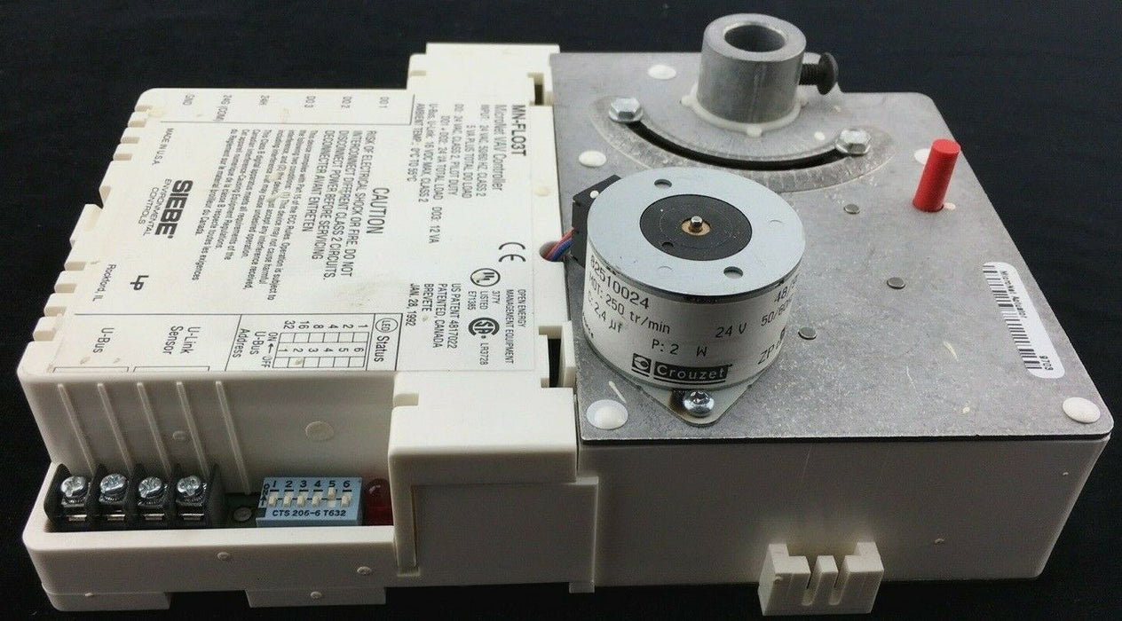 Siebe / Invensys MN-FLO3T MicroNet VAV Variable Air Volume Controller