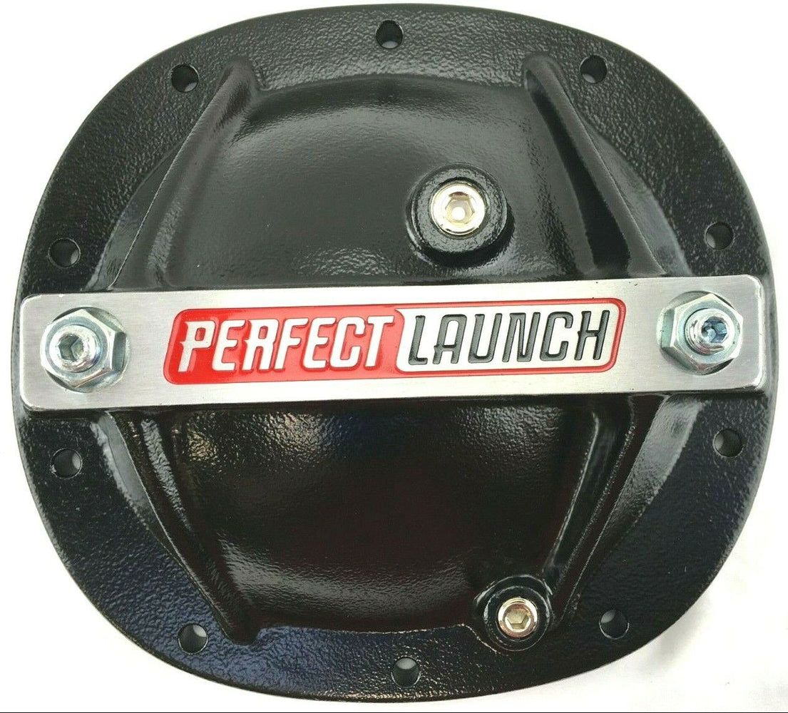 "Proform 66667 Perfect Launch GM, 7.5"" Differential Cover, Rear End, Aluminum"