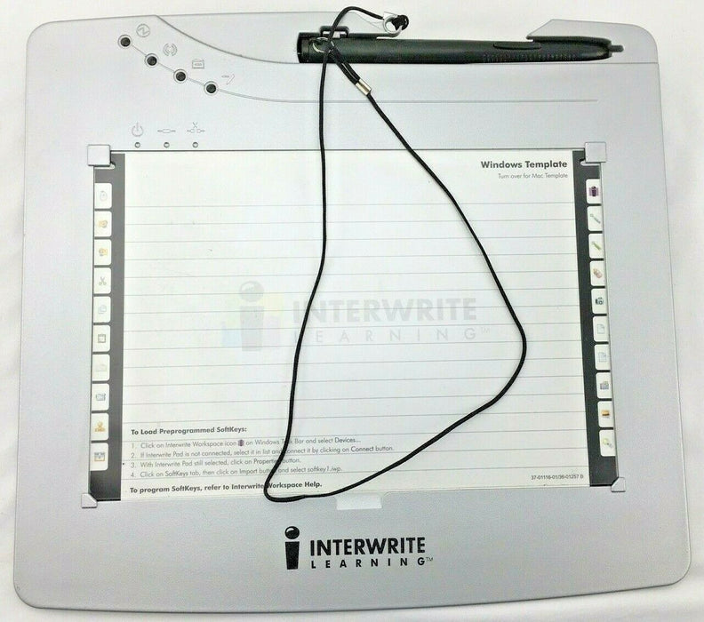 Interwrite SP400 eInstruction Pad Interactive Classroom Teaching USB Bluetooth