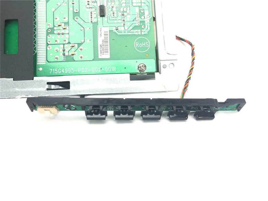 Asus VS197D 715G4995-P02-001R Main Board w/ 715G5016-K02-000-004I Button Board