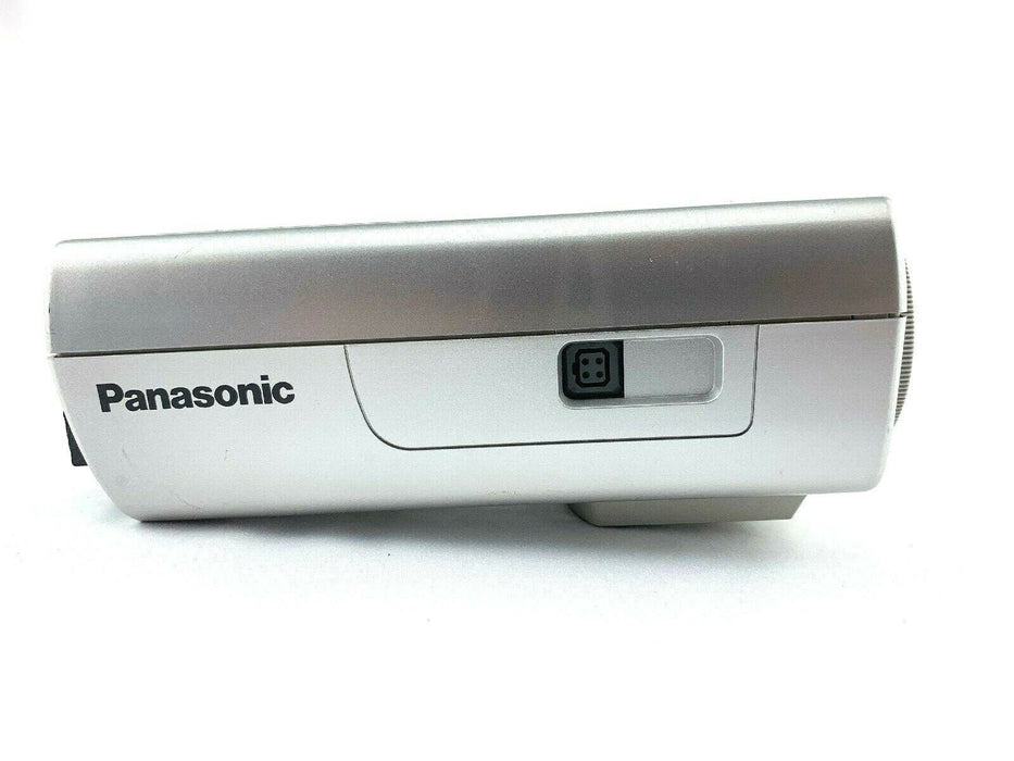 Panasonic WV-NP244 i-Pro IP/Network Video Surveillance Security Camera 30fps