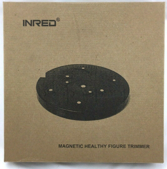 Inred CK-E02 Magnetic Healthy Figure Trimmer Plastic Balance Board DR-DT019