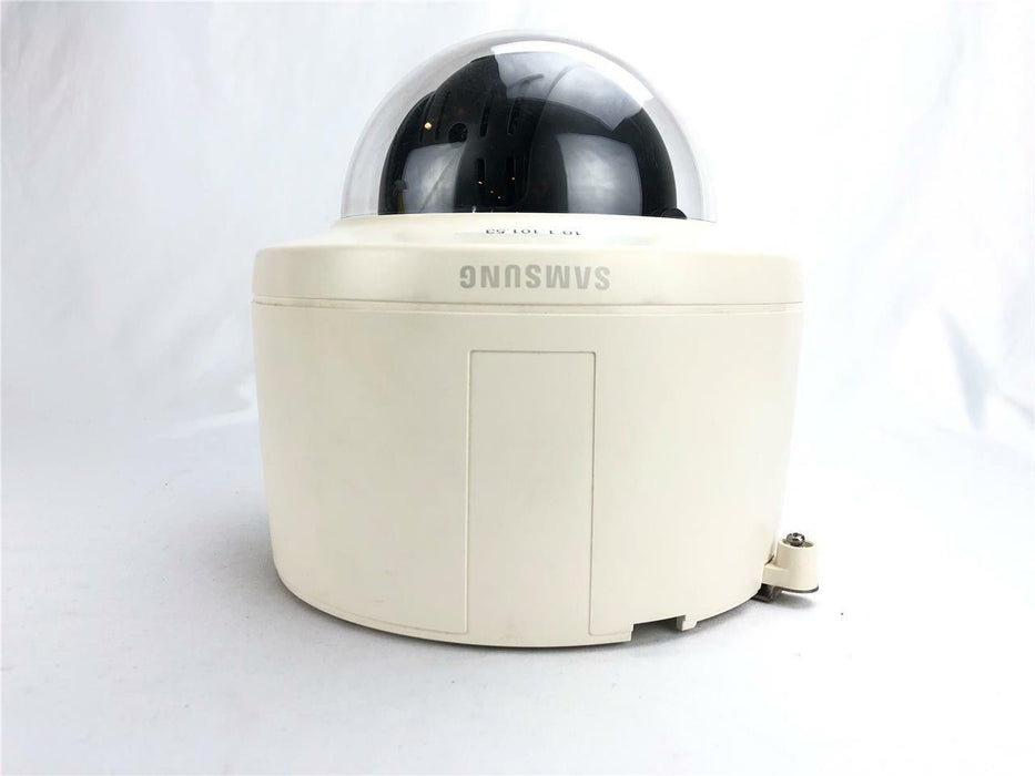 Samsung SNP-3120N IP Network Security Camera High-Speed PTZ Dome 12X Zoom PoE