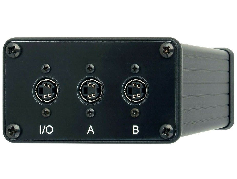 OCEAN MATRIX OMX-SV4-AB 4-Pin S-Video Passive SVHS/Y-C A/B Switch