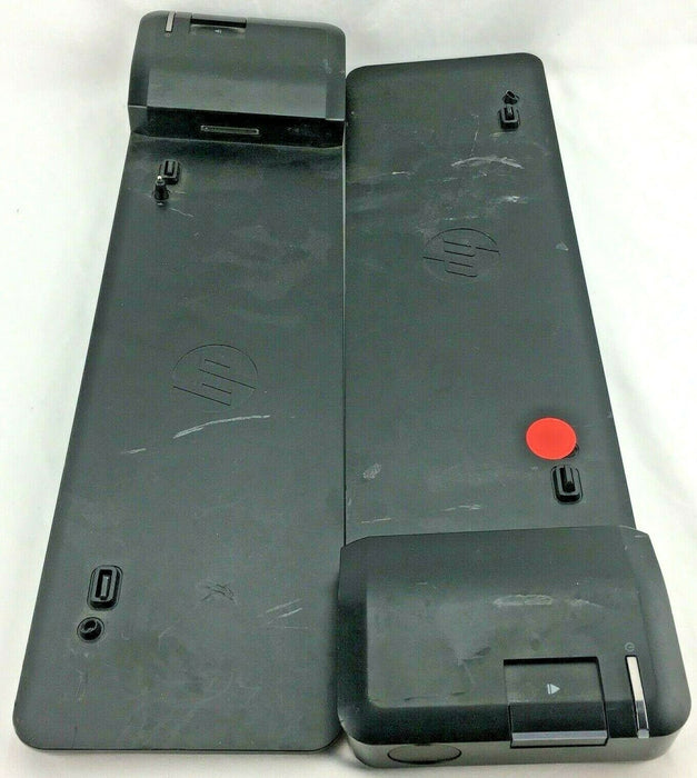 HP B9C87UT#ABA UltraSlim Docking Station for HP Elitebook FOR PARTS Lot of 2