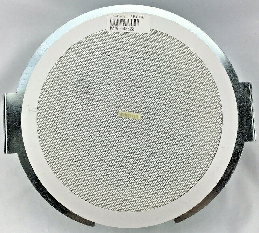 "Extron SI 3CT LP Ceiling Speaker w/ 4"" Low Profile Back Can, 70/100V Transformer"