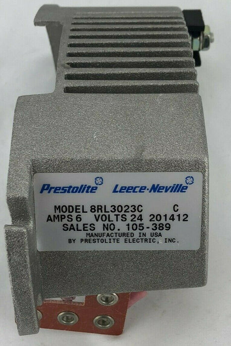 Leece Neville Prestolite 105-351 8RL3021 Alternator Voltage Regulator