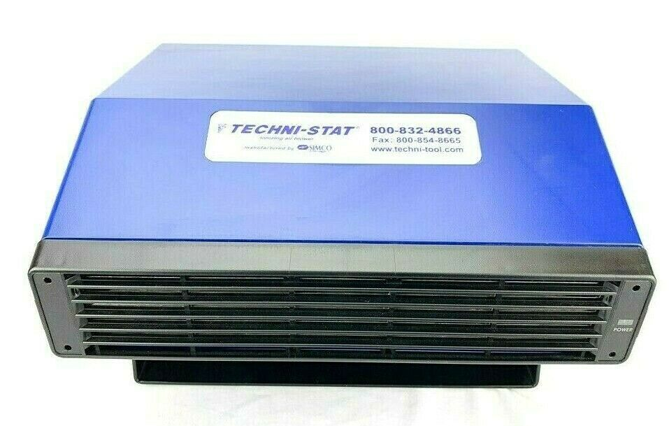TECHNI-STAT 709ST300 IONIZING Air Blower 435WATT 5AMP 115VAC 50/60HZ