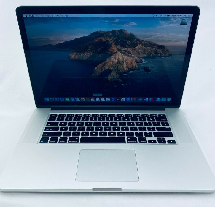 "Apple MacBook Pro 15"" Retina Quad-Core i7 @ 2.6GHz 250GB SSD 16GB ME874LL/A 2013"