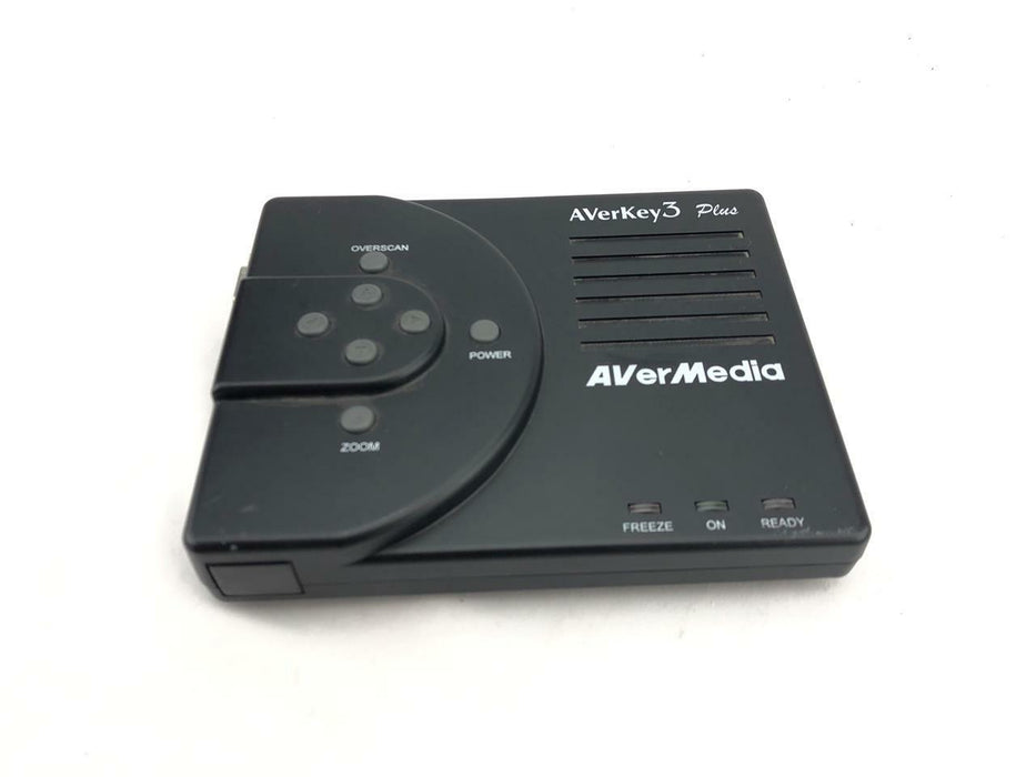 AVerMedia AVerKey3 Plus With Remote External PC/MAC-to-TV scan converter