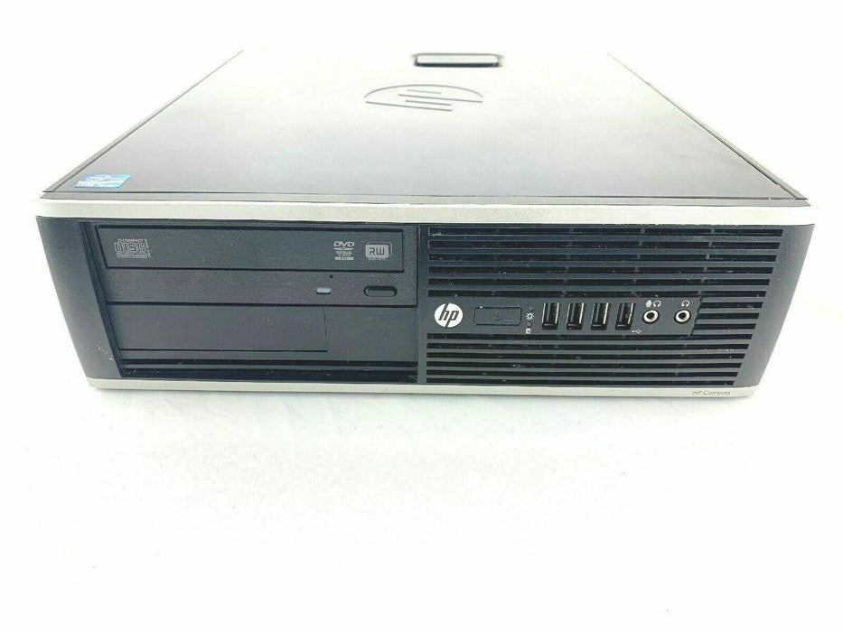 HP Elite 8300 Top Selling PC Desktop Computer 500GB  i5 3.2GHz 4GB WIN 10 PRO