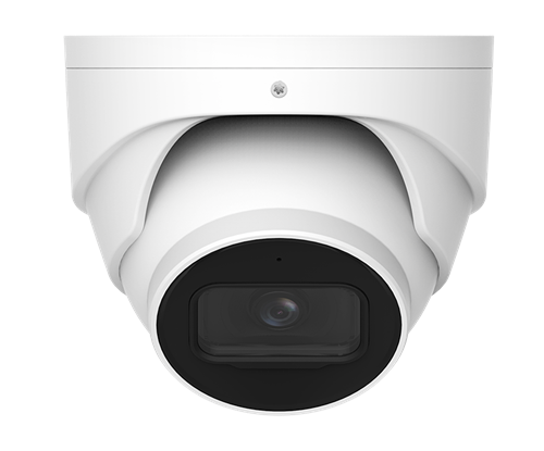 ZUUM LSE4MPS2-IP-2.8-IR30-WH 4MP WDR Starlight IP Eyeball Camera 2.8mm Wide View