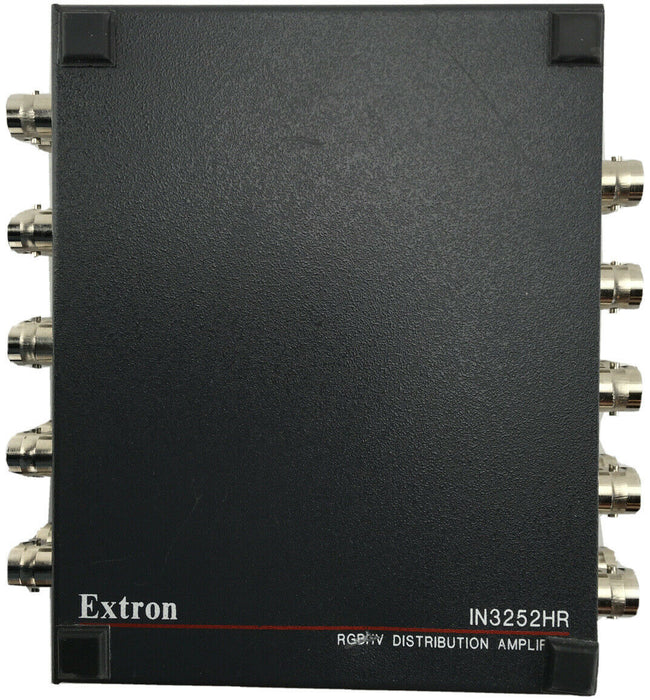 Extron IN3252HR Two Output RGBHV Distribution Amplifier BNC In/Output 60-681-01